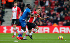 SOUTHAMPTON, ENGLAND - MARCH 03: Oriol Romeu of Southampton during the Premier League match between Southampton and Stoke City at St Mary's Stadium on March 3, 2018 in Southampton, England. (Photo by Matt Watson/Southampton FC via Getty Images)