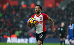 SOUTHAMPTON, ENGLAND - MARCH 03: Nathan Redmond of Southampton during the Premier League match between Southampton and Stoke City at St Mary's Stadium on March 3, 2018 in Southampton, England. (Photo by Chris Moorhouse/Southampton FC via Getty Images)
