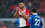 SOUTHAMPTON, ENGLAND - MARCH 03: Shane Long of Southampton during the Premier League match between Southampton and Stoke City at St Mary's Stadium on March 3, 2018 in Southampton, England. (Photo by Matt Watson/Southampton FC via Getty Images)