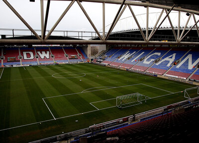 On the Road: Wigan