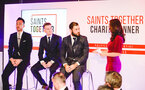 SOUTHAMPTON, ENGLAND - MARCH 07: Foundation Charity dinner at St Mary's Stadium on March 7, 2018 in Southampton, England. (Photo by James Bridle - Southampton FC/Southampton FC via Getty Images)