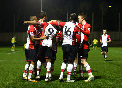 U23 Gallery: Saints 2-1 Norwich