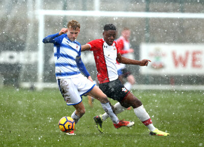 U18 Gallery: Saints 1-1 Reading