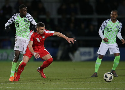 International success for Tadić and Boufal
