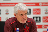 Press Conference (Part Two): Hughes on Arsenal