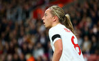 SOUTHAMPTON, ENGLAND - APRIL 06: Jordan Nobbs during the Women's World Cup Qualifier match between England and Wales match at St Mary's Stadium on April 6, 2018 in Southampton, England. (Photo by James Bridle - Southampton FC/Southampton FC via Getty Images)