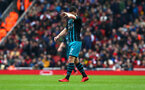 LONDON, ENGLAND - APRIL 08: Shane Long of Southampton FC during the Premier League match between Arsenal and Southampton at Emirates Stadium on April 8, 2018 in London, England. (Photo by James Bridle - Southampton FC/Southampton FC via Getty Images)