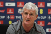 Press Conference (Part Two): Hughes on Wembley date