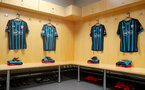 SWANSEA, WALES - MAY 08: inside the Southampton FC dressing room ahead of the Premier League match between Swansea City and Southampton at Liberty Stadium on May 8, 2018 in Swansea, Wales. (Photo by Matt Watson/Southampton FC via Getty Images)