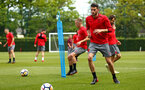 SOUTHAMPTON, ENGLAND - MAY 11: Wesley Hoedt during a Southampton FC training session at Staplewood Complex on May 11, 2018 in Southampton, England. (Photo by James Bridle - Southampton FC/Southampton FC via Getty Images)
