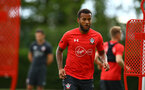 SOUTHAMPTON, ENGLAND - JULY 17: Ryan Bertrand during a Southampton FC training session at Staplewood Complex on July 17, 2018 in Southampton, England. (Photo by James Bridle - Southampton FC/Southampton FC via Getty Images)