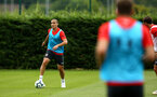 SOUTHAMPTON, ENGLAND - JULY 18: Oriol Romeu during a Southampton FC training session at Staplewood Complex on July 18, 2018 in Southampton, England. (Photo by James Bridle - Southampton FC/Southampton FC via Getty Images)