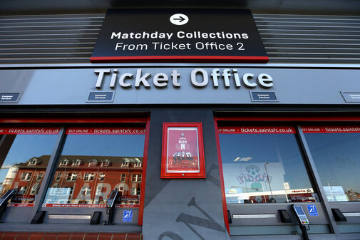 SOUTHAMPTON, ENGLAND - JULY 23: St Mary's Stadium General views ahead of 2018/19 Season pictured on July 23, 2018 in Southampton, England. (Photo by James Bridle - Southampton FC/Southampton FC via Getty Images)