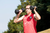 Video: In the gym with Oriol Romeu