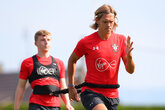 "Vestergaard: ""Easy settling at Saints"""