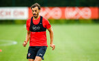 SOUTHAMPTON, ENGLAND - JULY 30: Manolo Gabbiadini during a Southampton FC training sessions at Staplewood Complex on July 30, 2018 in Southampton, England. (Photo by James Bridle - Southampton FC/Southampton FC via Getty Images)