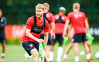 SOUTHAMPTON, ENGLAND - JULY 30: Josh Sims during a Southampton FC training sessions at Staplewood Complex on July 30, 2018 in Southampton, England. (Photo by James Bridle - Southampton FC/Southampton FC via Getty Images)