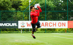 SOUTHAMPTON, ENGLAND - JULY 30: Alex McCarthy during a Southampton FC training sessions at Staplewood Complex on July 30, 2018 in Southampton, England. (Photo by James Bridle - Southampton FC/Southampton FC via Getty Images)