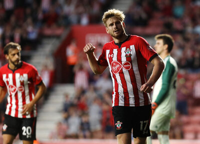 Video: Armstrong on first Saints goal