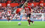 SOUTHAMPTON, ENGLAND - AUGUST 12: Stuart Armstrong of Southampton during the Premier League match between Southampton FC and Burnley FC at St Mary's Stadium on August 12, 2018 in Southampton, United Kingdom. (Photo by Matt Watson/Southampton FC via Getty Images)