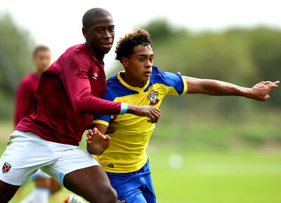 U18 Highlights: West Ham 3-2 Saints