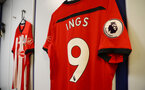 LIVERPOOL, ENGLAND - AUGUST 18: The dressing room of Southampton ahead of the Premier League match between Everton FC and Southampton FC at Goodison Park on August 18, 2018 in Liverpool, United Kingdom. (Photo by Matt Watson/Southampton FC via Getty Images)