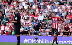 SOUTHAMPTON, ENGLAND - AUGUST 25: Pierre-Emile Hojbjerg of Southampton during the Premier League match between Southampton FC and Leicester City at St Mary's Stadium on August 25, 2018 in Southampton, United Kingdom. (Photo by Chris Moorhouse/Southampton FC via Getty Images)