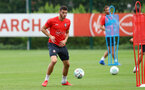 SOUTHAMPTON, ENGLAND - AUGUST 27: Wesley Hoedt during a Southampton FC training session at the Staplewood Campus on August 27, 2018 in Southampton, England. (Photo by Matt Watson/Southampton FC via Getty Images)
