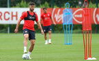 SOUTHAMPTON, ENGLAND - AUGUST 27: Shane Long during a Southampton FC training session at the Staplewood Campus on August 27, 2018 in Southampton, England. (Photo by Matt Watson/Southampton FC via Getty Images)