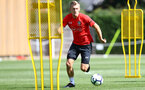 SOUTHAMPTON, ENGLAND - AUGUST 30: James Ward-Prowse during a Southampton FC training session at Staplewood the Campus on August 30, 2018 in Southampton, England. (Photo by Matt Watson/Southampton FC via Getty Images)