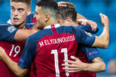 Nations League duty for Elyounoussi and Vestergaard
