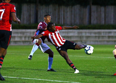 U23 Highlights: Saints 0-1 Villa