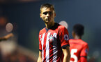 SOUTHAMPTON, ENGLAND - OCTOBER 05: Will Smallbone during the PL2 match between Southampton FC and Leeds United FC U23s pictured at Staplewood Complex on October 5, 2018 in Southampton, England. (Photo by James Bridle - Southampton FC/Southampton FC via Getty Images)