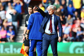 Hughes disappointed with Saints display