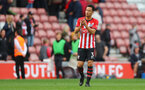 SOUTHAMPTON, ENGLAND - OCTOBER 07: Maya Yoshida of Southampton during the Premier League match between Southampton FC and Chelsea FC at St Mary's Stadium on October 7, 2018 in Southampton, United Kingdom. (Photo by Matt Watson/Southampton FC via Getty Images)