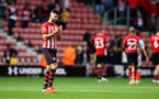 SOUTHAMPTON, ENGLAND - OCTOBER 07: Shane Long during the Premier League match between Southampton FC and Chelsea FC at St Mary's Stadium on October 7, 2018 in Southampton, United Kingdom. (Photo by James Bridle - Southampton FC/Southampton FC via Getty Images)