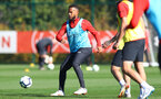 SOUTHAMPTON, ENGLAND - OCTOBER 09: Ryan Bertrand during a Southampton FC training session at the Staplewood Campus on October 9, 2018 in Southampton, England. (Photo by Matt Watson/Southampton FC via Getty Images)