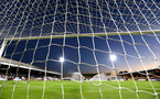 CAMBRIDGE, ENGLAND - OCTOBER 09: Genral view ahead of the U21s Checkatade Trophy between Cambridge United and Southampton FC pictured at Abbey Stadium on October 9, 2018 in Cambridge, England. (Photo by James Bridle - Southampton FC/Southampton FC via Getty Images)