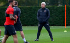 SOUTHAMPTON, ENGLAND - OCTOBER 11: Mark Hughes during a Southampton FC training session at the Staplewood Campus on October 11, 2018 in Southampton, England. (Photo by Matt Watson/Southampton FC via Getty Images)