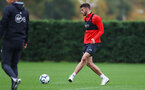 SOUTHAMPTON, ENGLAND - OCTOBER 15: Wesley Hoedt during a Southampton FC training session at the Staplewood Campus, on October 15, 2018 in Southampton, England. (Photo by Matt Watson/Southampton FC via Getty Images)