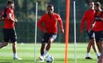 SOUTHAMPTON, ENGLAND - OCTOBER 18: Ryan Bertrand during a Southampton FC training session at the Staplewood Campus on October 18, 2018 in Southampton, England. (Photo by Matt Watson/Southampton FC via Getty Images)