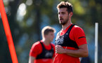 SOUTHAMPTON, ENGLAND - OCTOBER 18: Jack Stephens during a Southampton FC training session at the Staplewood Campus on October 18, 2018 in Southampton, England. (Photo by Matt Watson/Southampton FC via Getty Images)