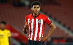 SOUTHAMPTON, ENGLAND - OCTOBER 19: Marcus Barnes during the PL2 match between Southampton FC and Wolves pictured at St Mary's Stadium on October 19, 2018 in Southampton, England. (Photo by James Bridle - Southampton FC/Southampton FC via Getty Images)