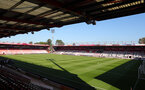 BOURNEMOUTH, ENGLAND - OCTOBER 20: general view ahead of the Premier League match between AFC Bournemouth and Southampton FC at Vitality Stadium on October 20, 2018 in Bournemouth, United Kingdom. (Photo by Matt Watson/Southampton FC via Getty Images)