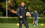 SOUTHAMPTON, ENGLAND - OCTOBER 22: Eddie Niedzwiecki during a Southampton FC training session at Staplewood Complex on October 22, 2018 in Southampton, England. (Photo by James Bridle - Southampton FC/Southampton FC via Getty Images)