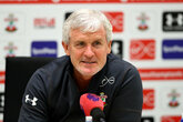 Press conference (part two): Hughes previews Newcastle