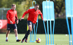 SOUTHAMPTON, ENGLAND - OCTOBER 30: Oriol Romeu during a Southampton FC training session at the Staplewood Campus on October 30, 2018 in Southampton, England. (Photo by Matt Watson/Southampton FC via Getty Images)