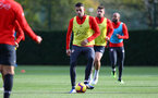 SOUTHAMPTON, ENGLAND - NOVEMBER 02: Wesley Hoedt during a Southampton FC training session at the Staplewood Campus on November 2, 2018 in Southampton, England. (Photo by Matt Watson/Southampton FC via Getty Images)