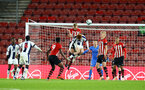 SOUTHAMPTON, ENGLAND - NOVEMBER 02: Aaron OÕDriscoll (middle) during the U23s Premier League 2 match between Southampton FC and Westbrom Albion FC, 2018 in Southampton, England. (Photo by James Bridle - Southampton FC/Southampton FC via Getty Images) SOUTHAMPTON, ENGLAND - NOVEMBER 02: Aaron O'Driscoll (middle) during the U23s Premier League 2 match between Southampton FC and Westbrom Albion FC, 2018 in Southampton, England. (Photo by James Bridle - Southampton FC/Southampton FC via Getty Images)