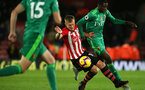 SOUTHAMPTON, ENGLAND - NOVEMBER 10: James Ward-Prowse of Southampton during the Premier League match between Southampton FC and Watford FC at St Mary's Stadium on November 10, 2018 in Southampton, United Kingdom. (Photo by Chris Moorhouse/Southampton FC via Getty Images)